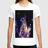 celestial T-shirts featuring Celestial Palace by Whimsy Romance & Fun