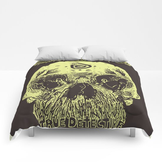 You know Carcosa? Comforters