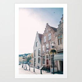 The Netherlands 0004: Hulst Art Print