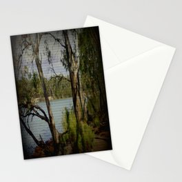 The Mighty Murray River Stationery Cards
