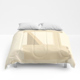 Shape study #13 - Stackable Collection Comforters