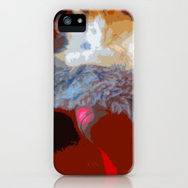 Just Chilling... iPhone Case