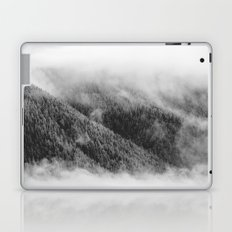 Austrian mountain view Laptop & iPad Skin
