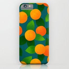 Oranges 1 iPhone Case