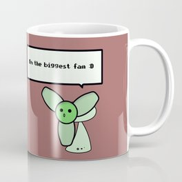 Rock star and the biggest fan Coffee Mug