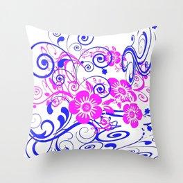Patternbp1 Throw Pillow