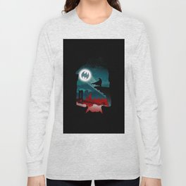 Bat-Man Long Sleeve T-shirt