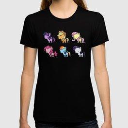 Mane6 chibi T-shirt