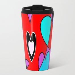 Corazones 33 Travel Mug