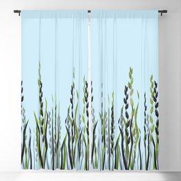 Wild grass Blackout Curtain