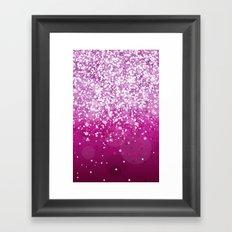Glitteresques XXIII Framed Art Print