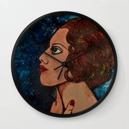 CORRINE Wall Clock