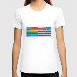 Flags for the Future 10 T-shirt