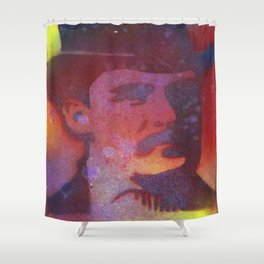 Who Was Jack the Ripper Shower Curtain