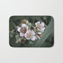 Delicate like you and me Bath Mat