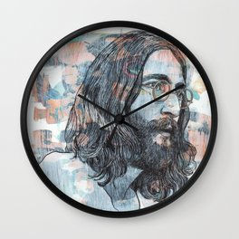 I'm Looking Through You Wall Clock