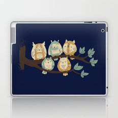 Vowels Laptop & iPad Skin