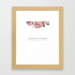 Jennifer Hodder Photography Framed Art Print