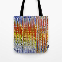 Colour in Tempo Tote Bag