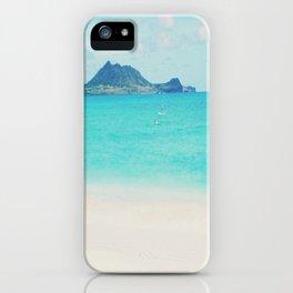 Kailua beach- Oahu iPhone Case