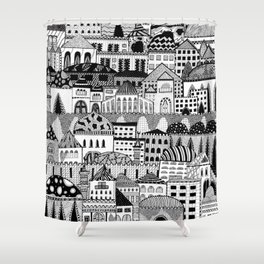 Jerusalem Shower Curtain