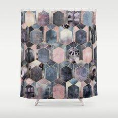 Art Deco Dream Shower Curtain