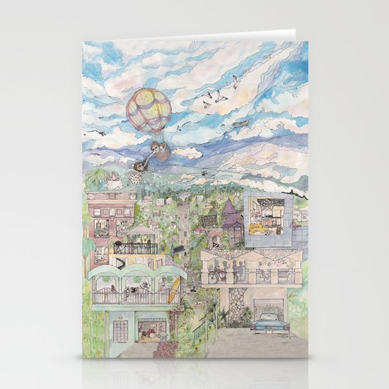 Echo Park Stationery Cards