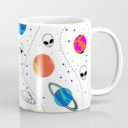 Area 51 picnic ecopop Coffee Mug