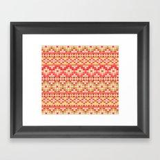 MEXICALLI Framed Art Print