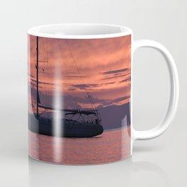Cape Sounio 4 Coffee Mug