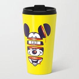 Defragmented!  Travel Mug