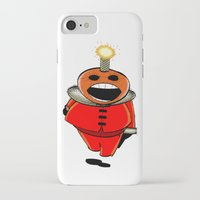 roman iPhone & iPod Cases featuring Roman  by Ethan Malykont