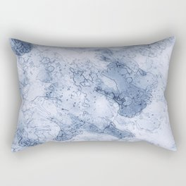 Abstract #৩ Rectangular Pillow