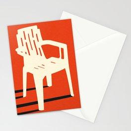Rosi Feist – Monobloc Plastic Chair No. VII Stationery Cards
