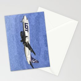 Lot Boeing 737 Art Stationery Cards