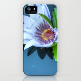 Bahama Flower iPhone Case