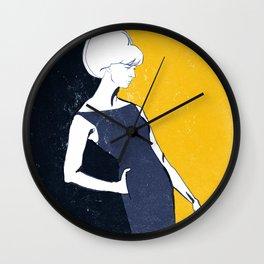 Melinda Wall Clock