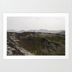 ICELAND VII Art Print