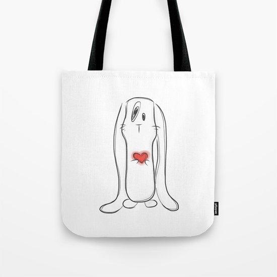 Melancholy Love Tote Bag