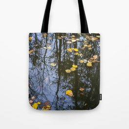 Rest and Reflect Tote Bag