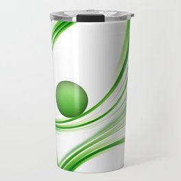 Green 113 Travel Mug
