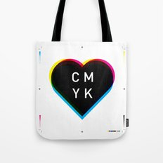Print Love Tote Bag