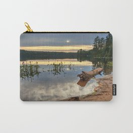 Nicks Lake Sunset Carry-All Pouch