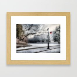 heartlight Framed Art Print