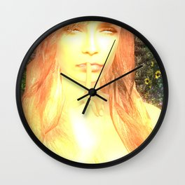 Cult of Youth: Shh! Wall Clock