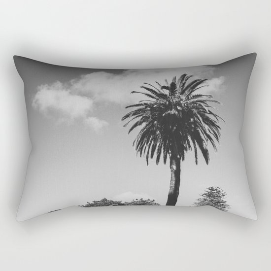 Keep Palm, and Carry On Rectangular Pillow