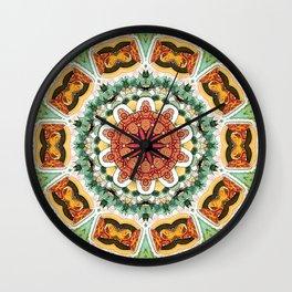 Beautiful mandala 23 Wall Clock
