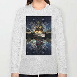 The Mirrored Surface Long Sleeve T-shirt