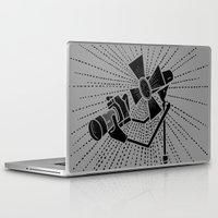 photograph Laptop & iPad Skins featuring Photograph lighting by barmalisiRTB