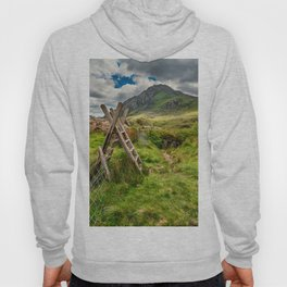 Stile To Tryfan Mountain Hoody
